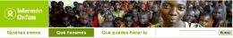 Intermon-Oxfam. Campañas educativas