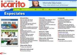 http://www.icarito.c l